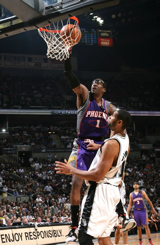 amare stoudemire knicks dunk. More sage Knicks wisdom from