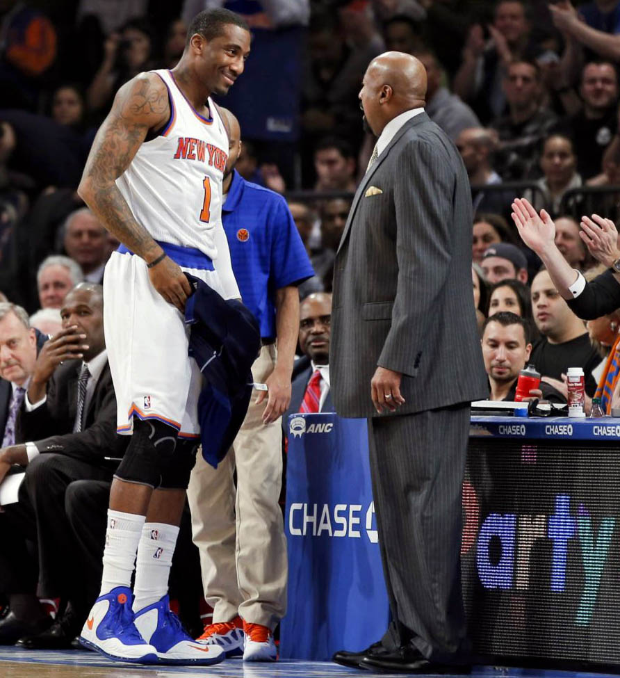Amar e Stoudemire What Should Expectations Be For STAT