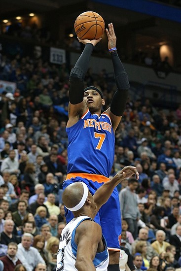 Carmelo anthony where melo ranks in mvp conversation shooting the voltagebd Choice Image