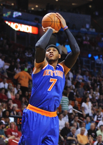 new york knicks rumors carmelo anthony to lakers not a