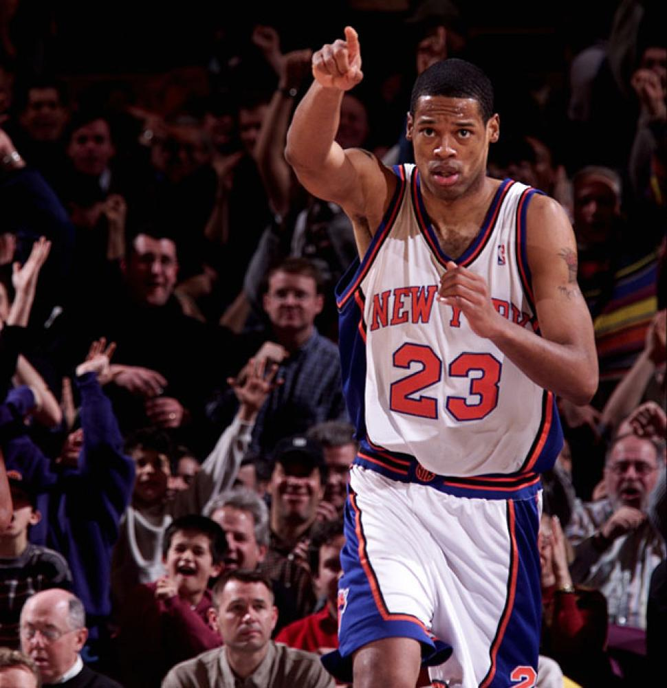 Knicks By The Numbers: 21-25