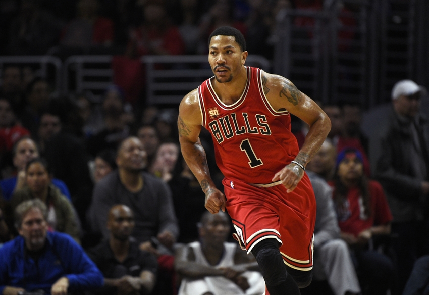 Derrick rose might quit basketball because his knees hurt and he sucks