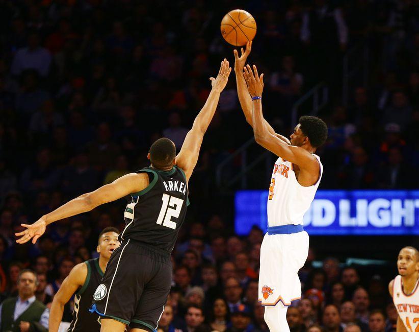 New York Knicks: What We Learned Against The Milwaukee Bucks Jabari Parker Shooting