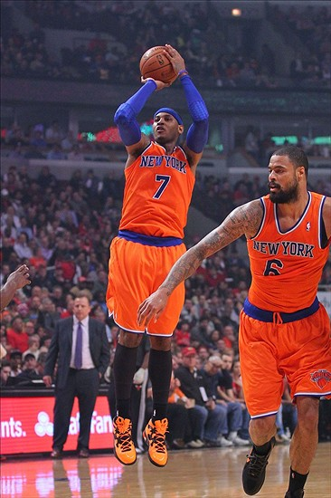 Carmelo Anthony: What to make of Melo's slow start?