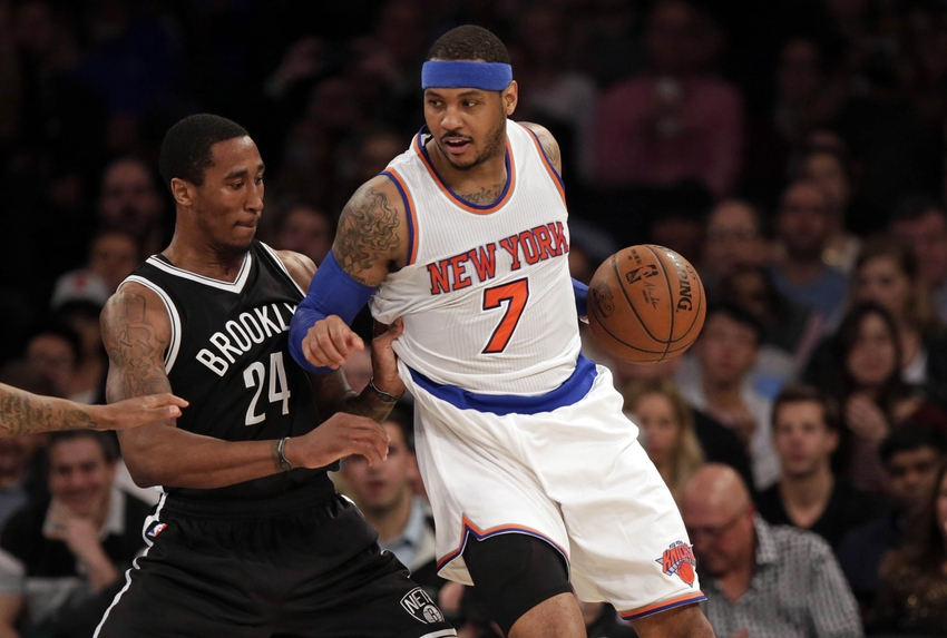 ffc10a539ba3 Knicks  Five Reasons Carmelo Anthony Will Win An NBA Title - Page 2