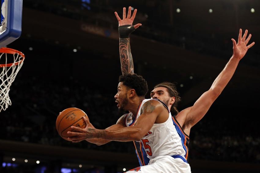 ac7bbff781e9 New York Knicks  Who Stepped Up Against The Oklahoma City Thunder ...