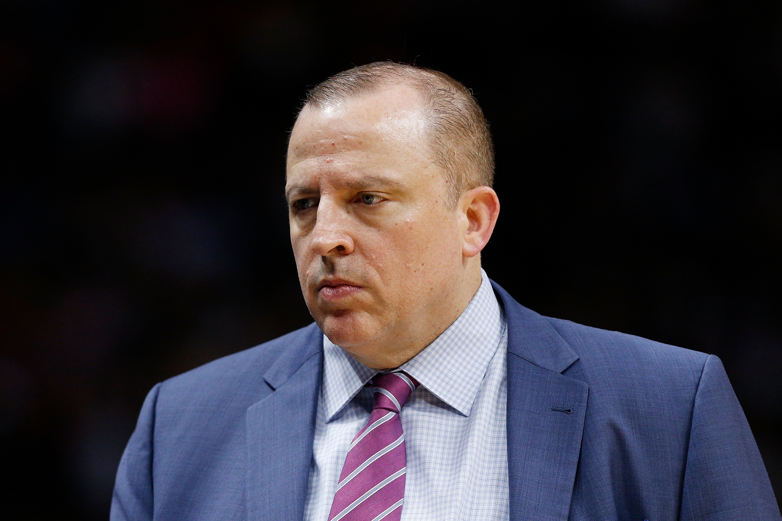 Knicks Rumor Roundup Tom Thibodeau Patrick Ewing And More