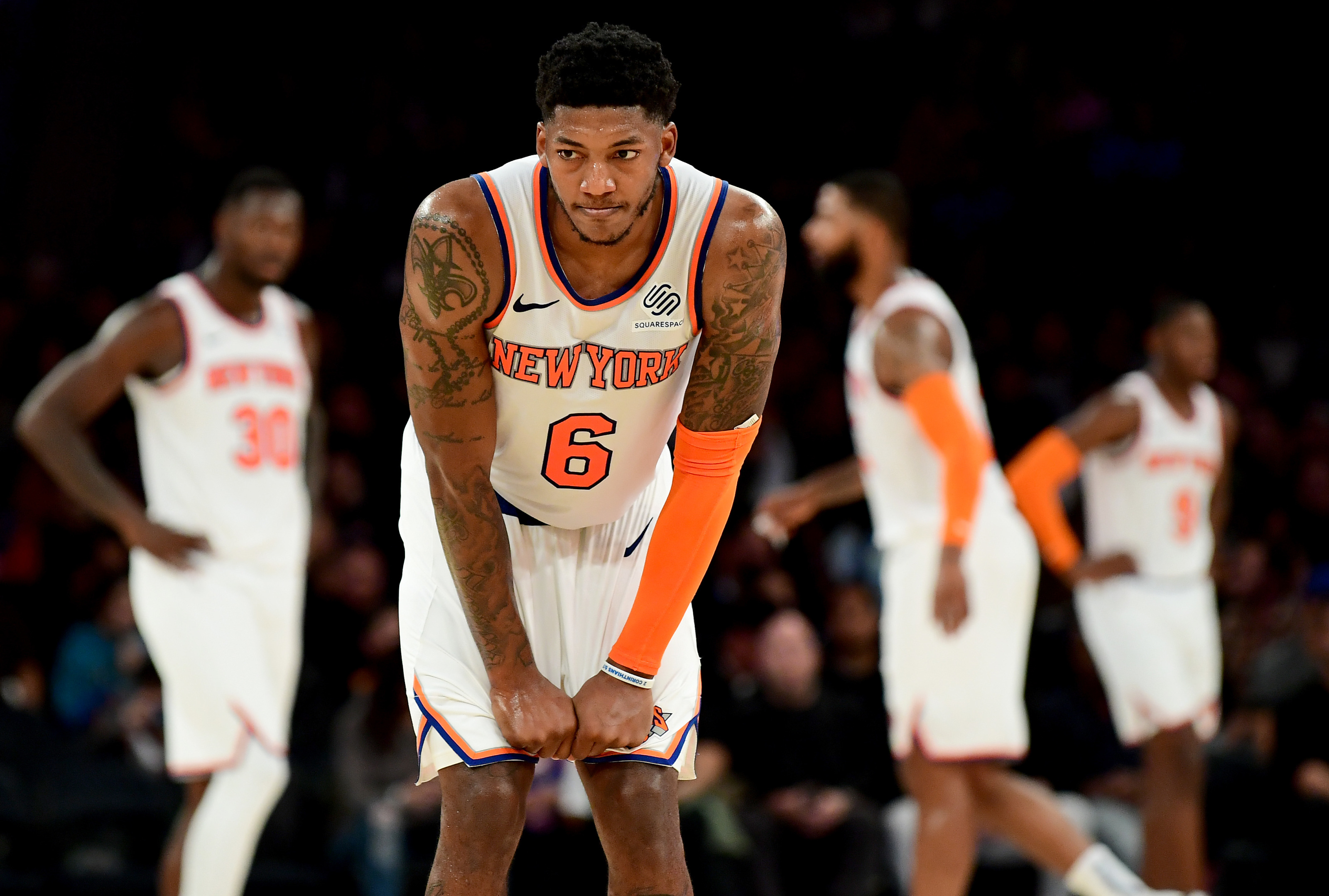 The Athletic IQ Test For The NBA Draft And The New York Knicks