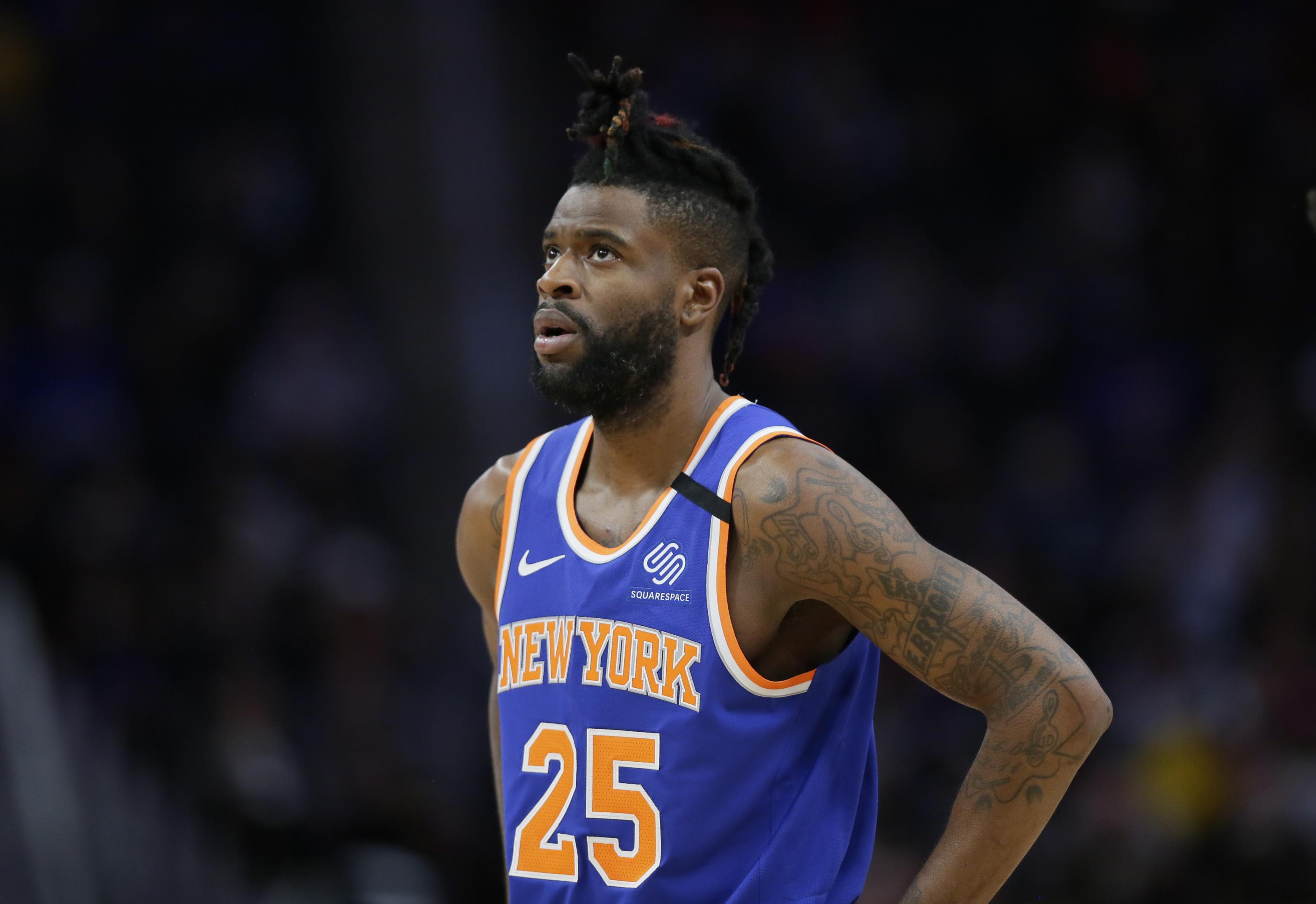NY Knicks: Reggie Bullock wants to be