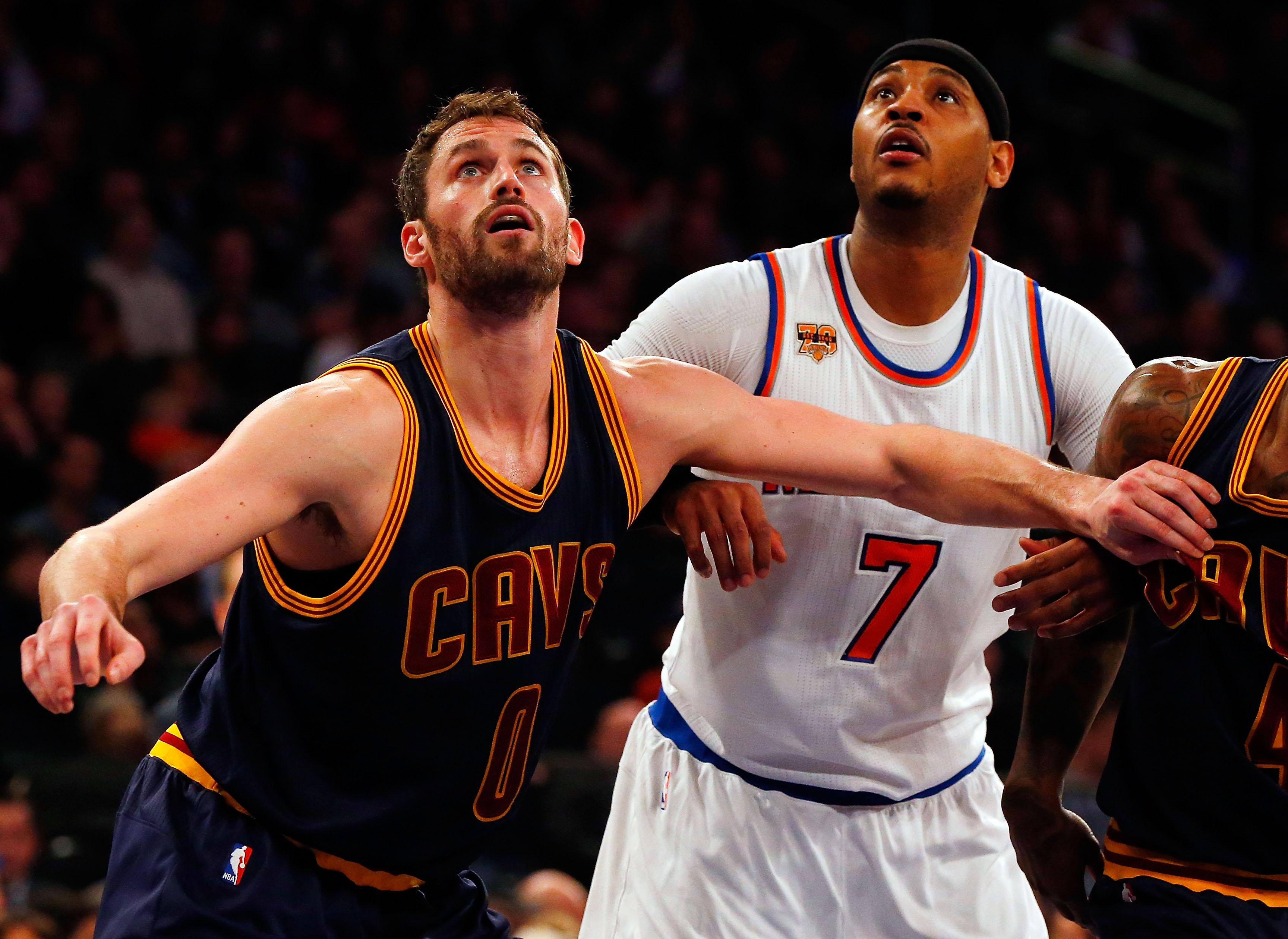 Carmelo Anthony trade talks between Knicks, Rockets are 'dormant'
