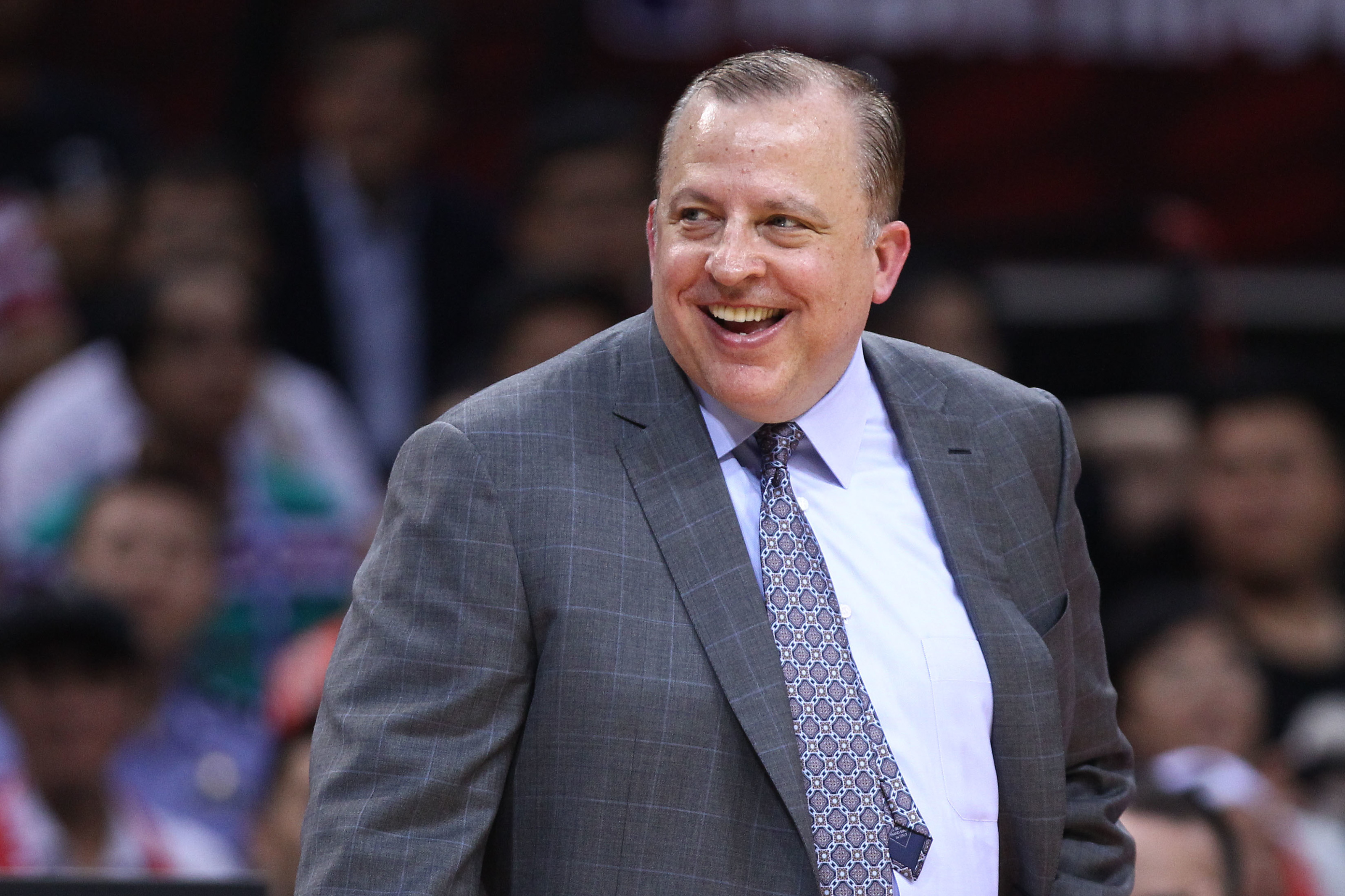 New York Knicks to hire Tom Thibodeau as head coach
