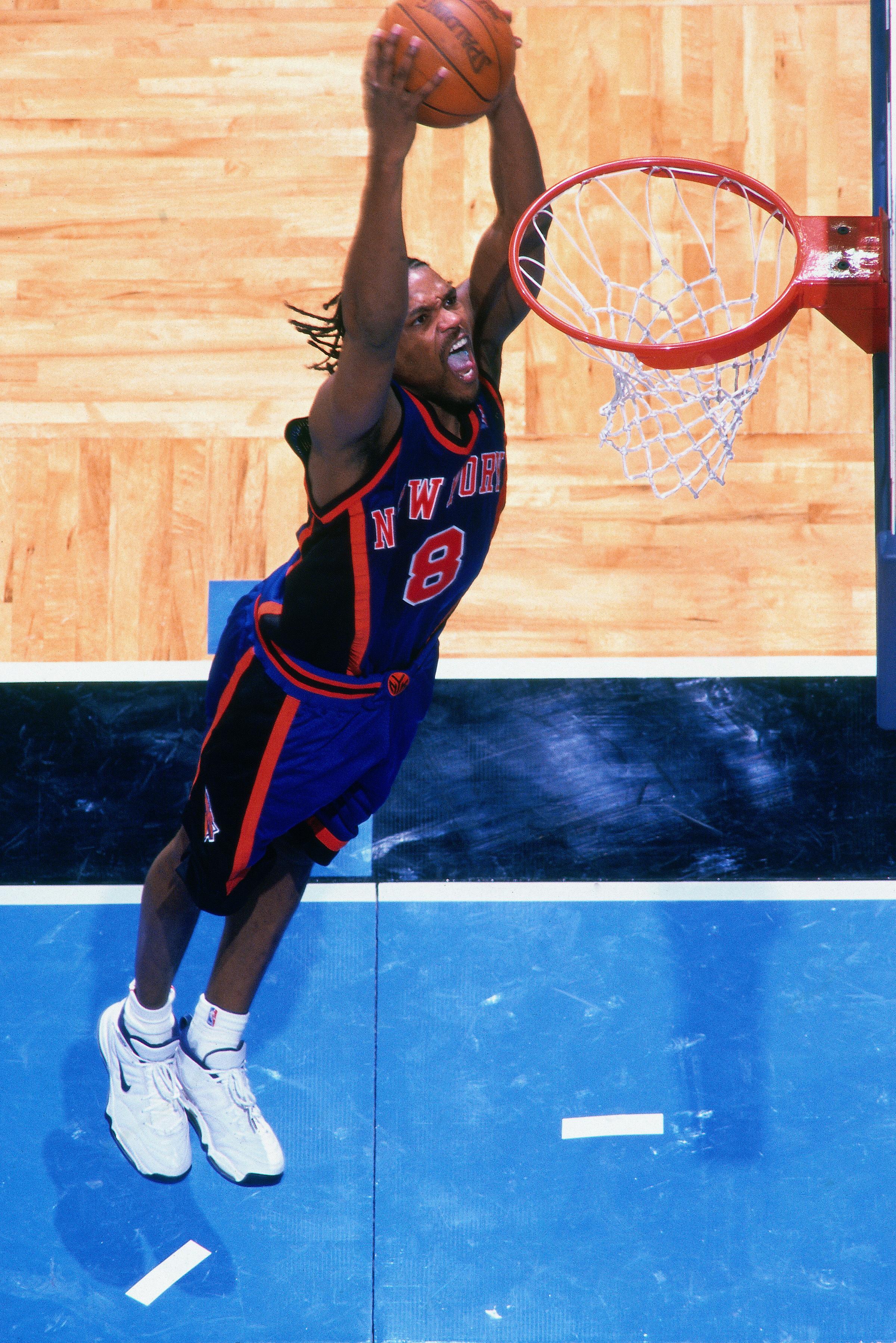 New York Knicks: The NBA 2K18 All-Time All-Snub Team