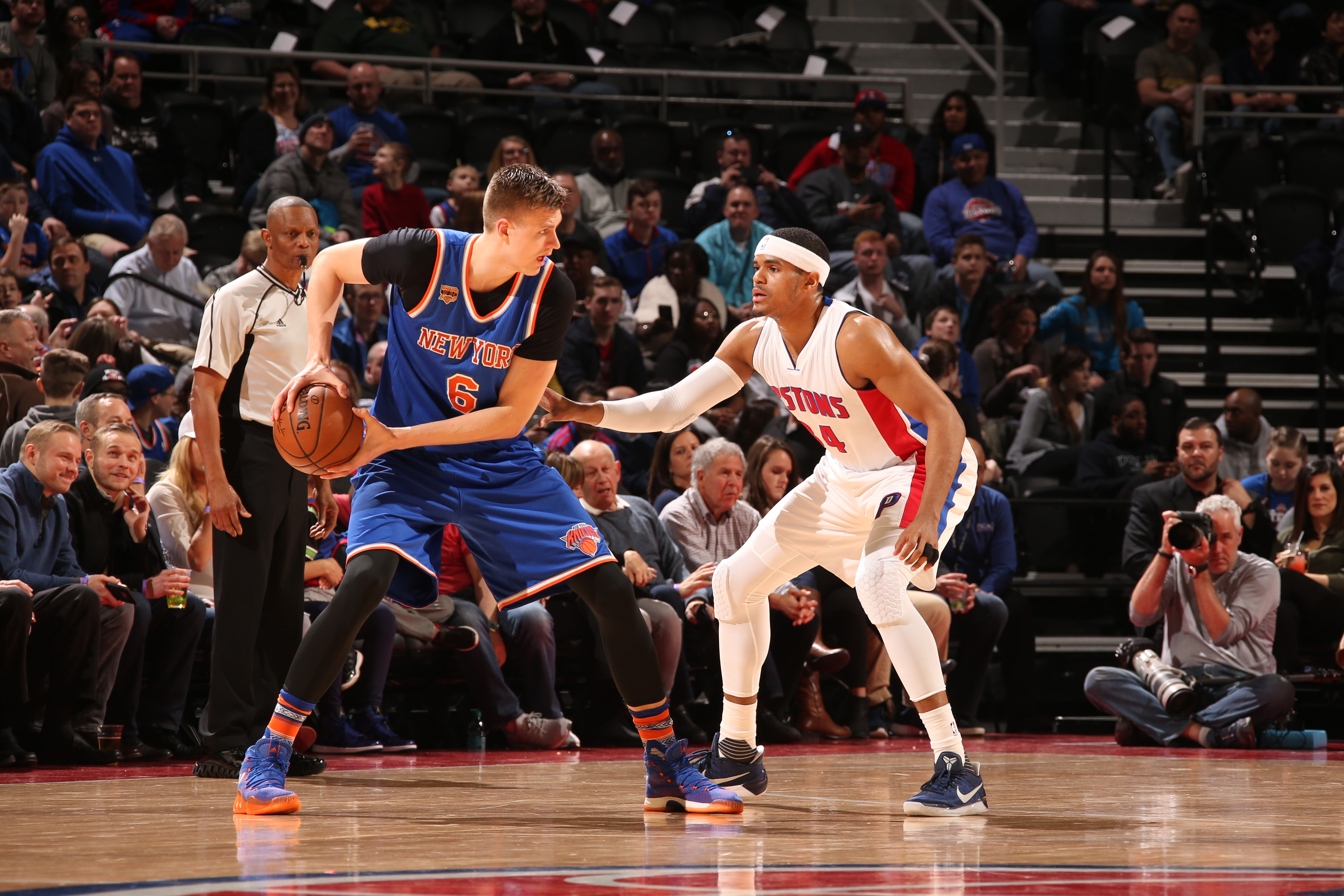 New York Knicks: New York Knicks: Previewing The 2017-18 Home Opener