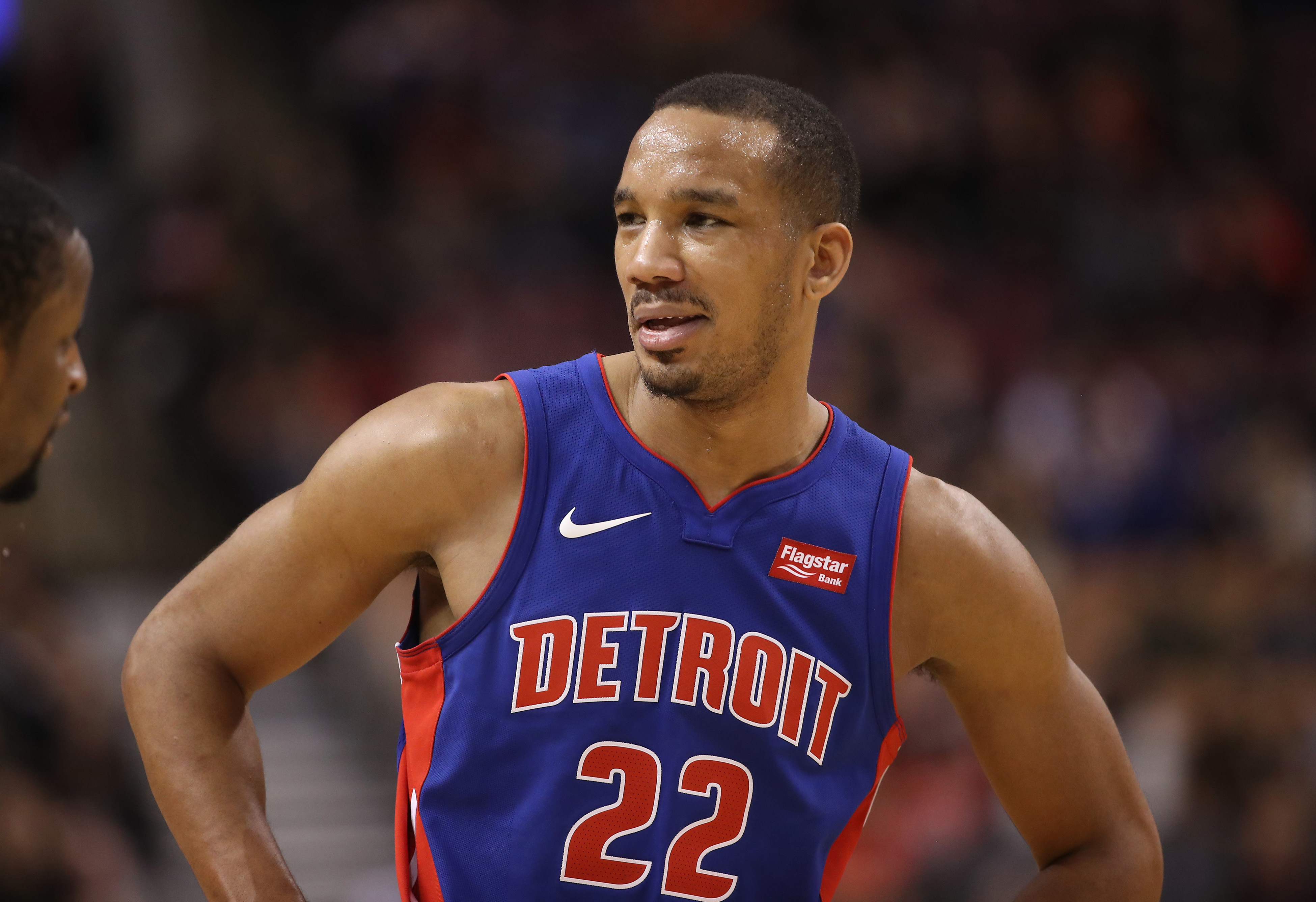 Slumping Pistons make Avery Bradley available in trade talks