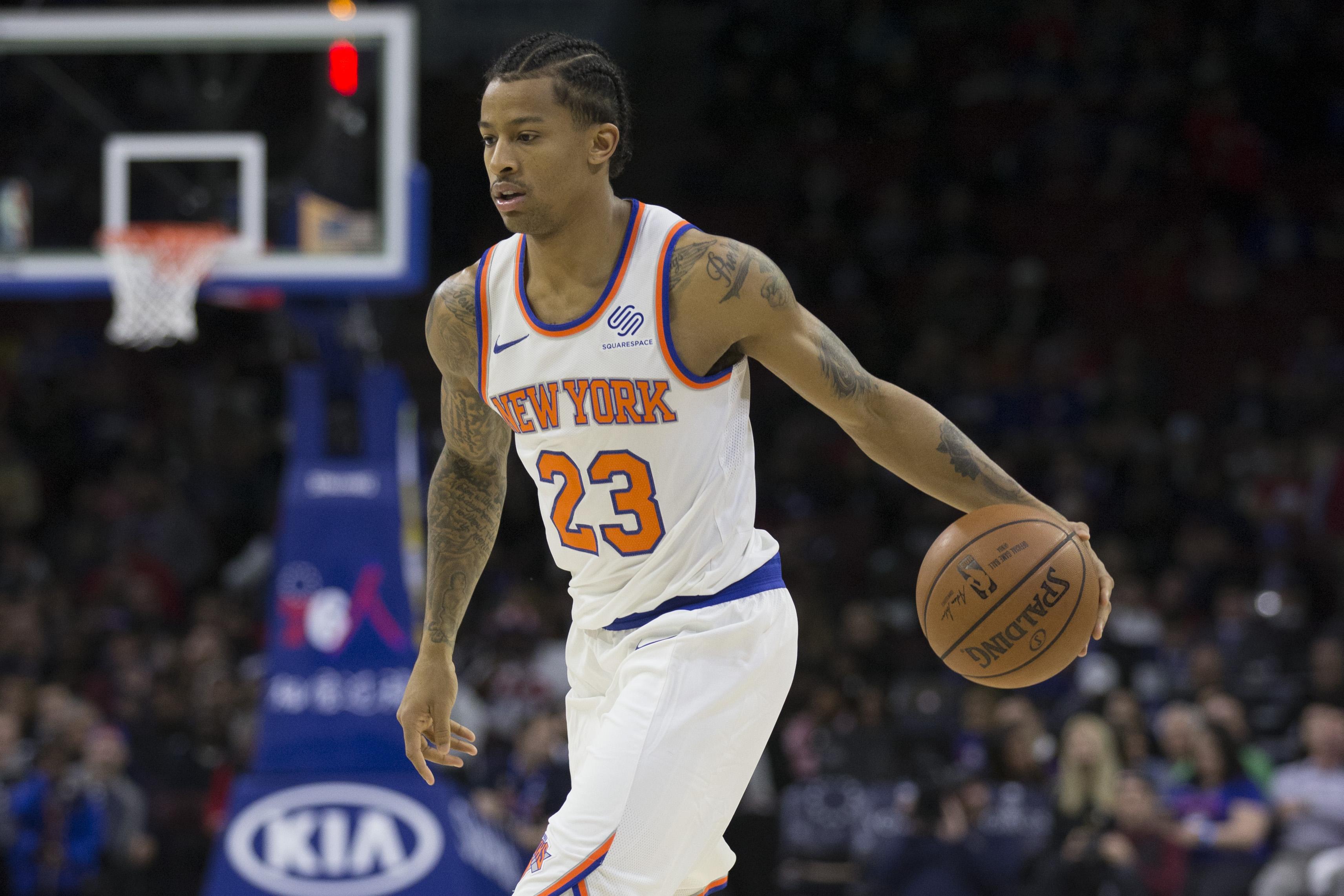 Frank Ntilikina, Emmanuel Mudiay, Trey Burke to see more minutes for Knicks