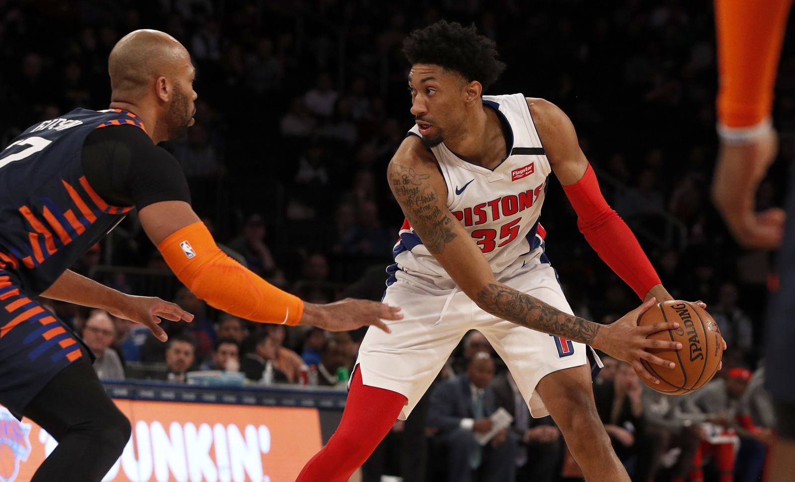 Knicks Rumors: Pros and cons of pursuing Christian Wood in free agency
