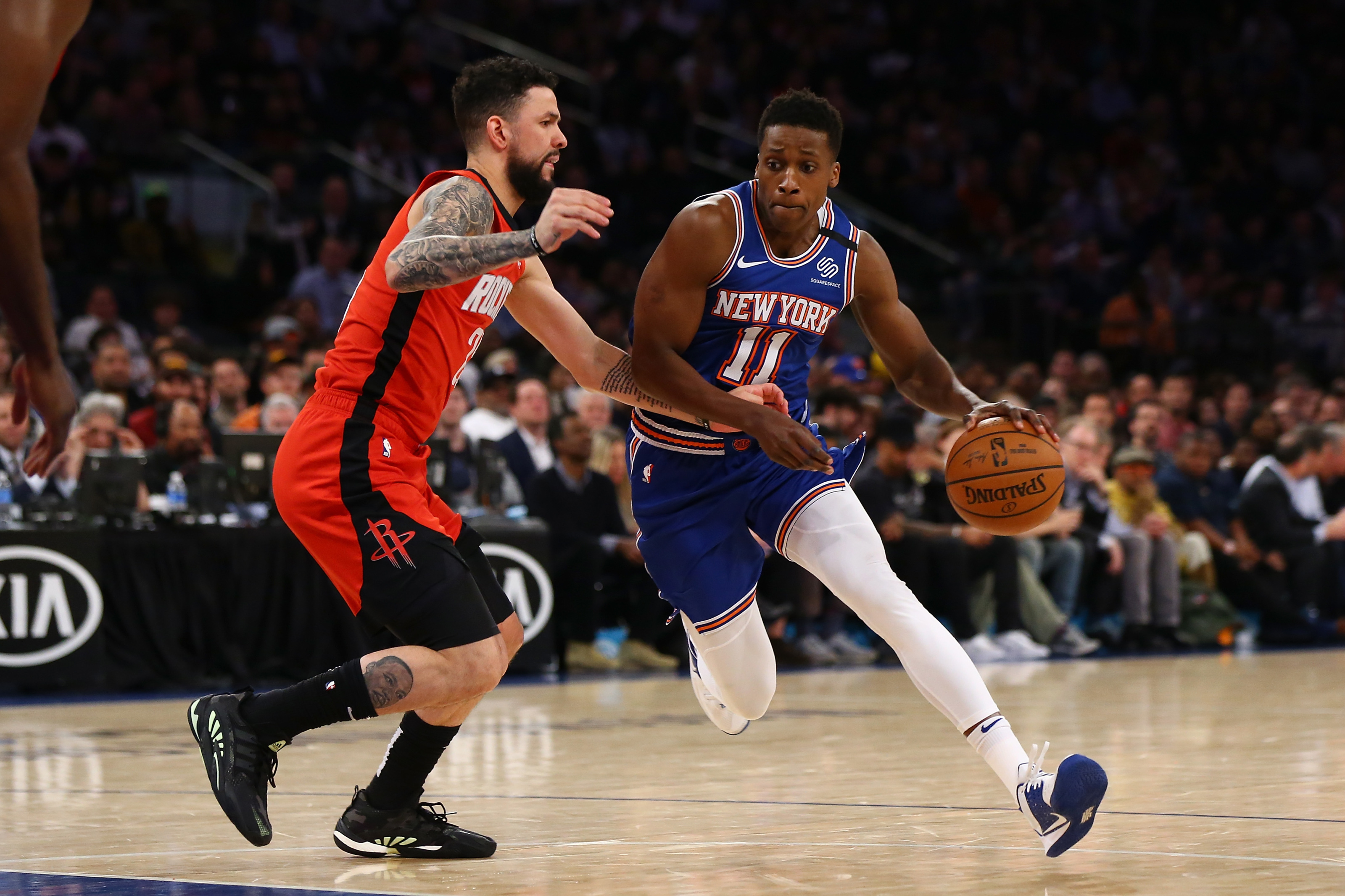 New York Knicks: Frank Ntilikina is finally playing with confidence