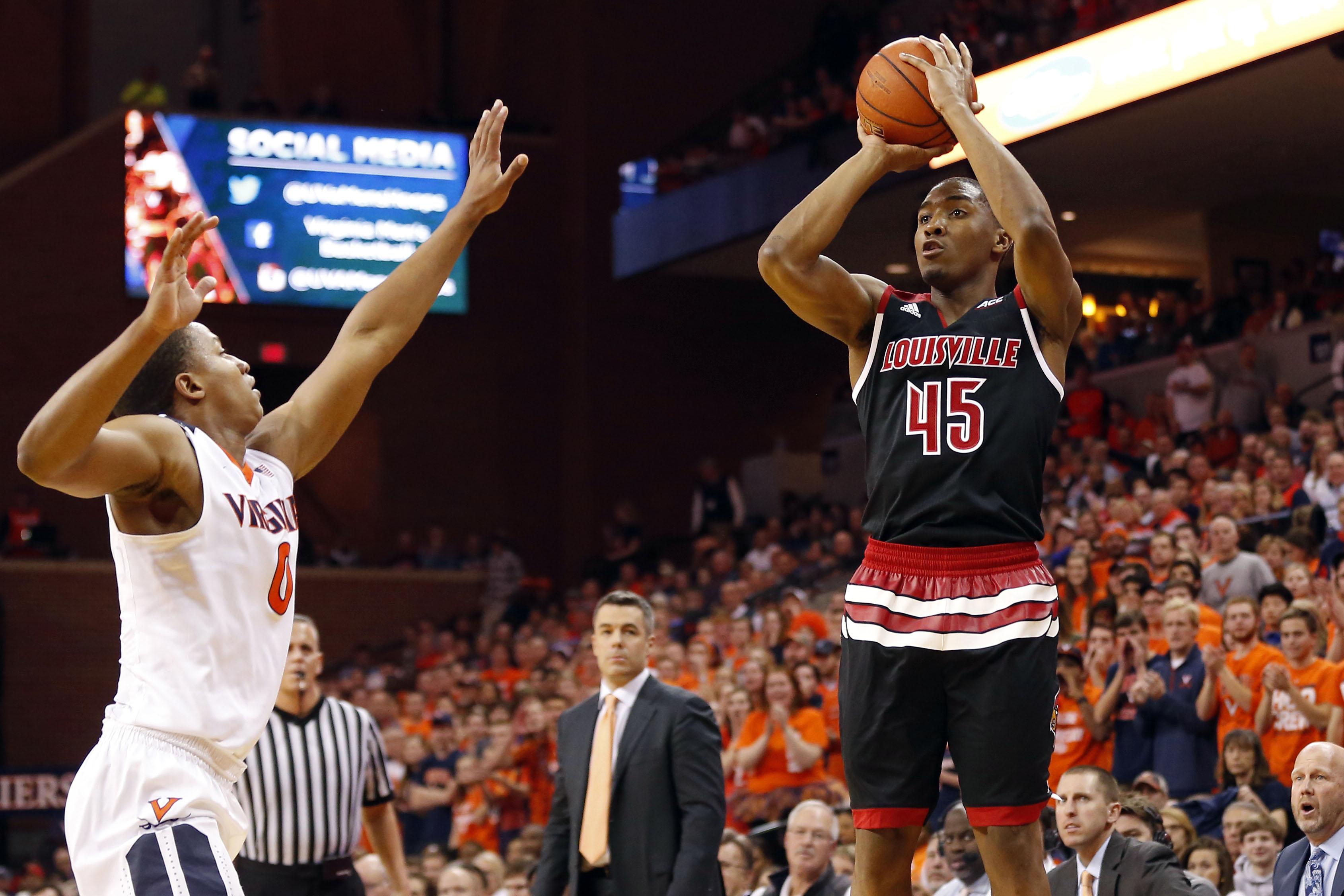buy online 7256c c22d9 New York Knicks: Is Donovan Mitchell An Option In 2017 NBA ...