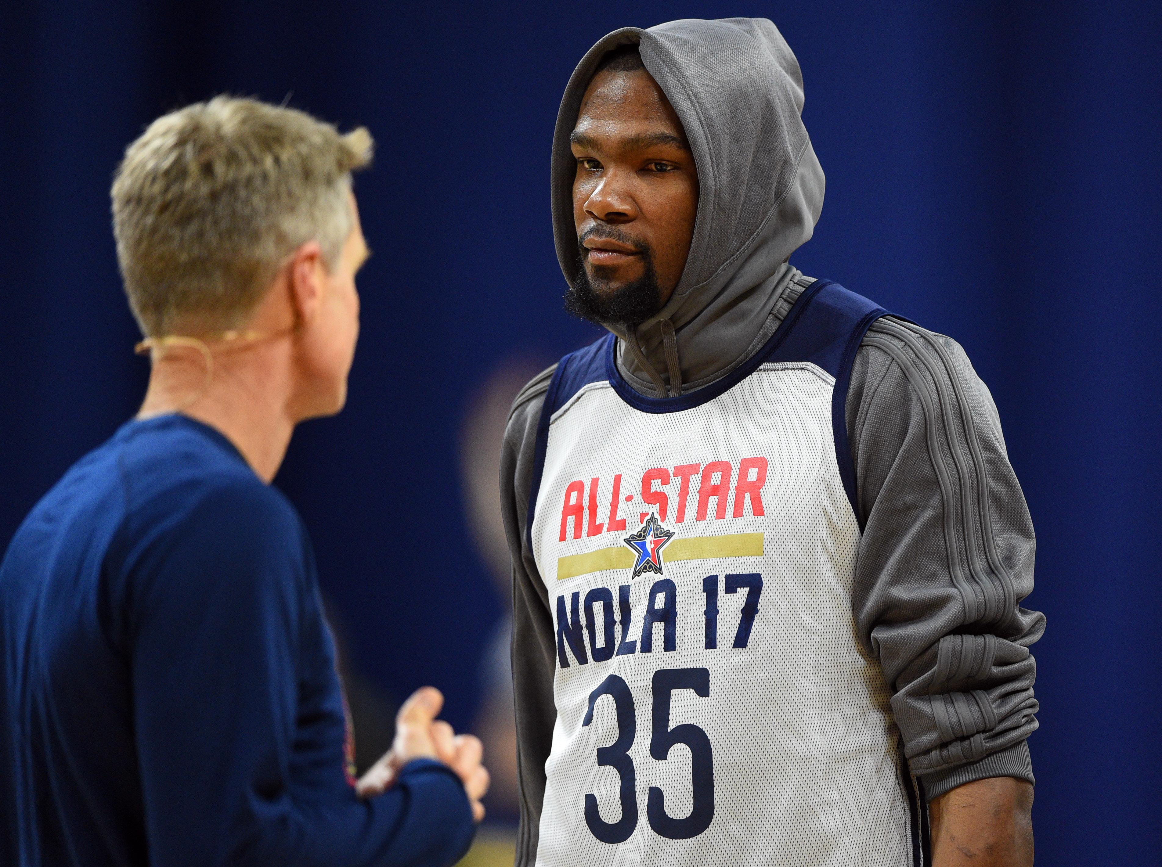 Đề cử hai đội hình chính NBA All-Star 2018