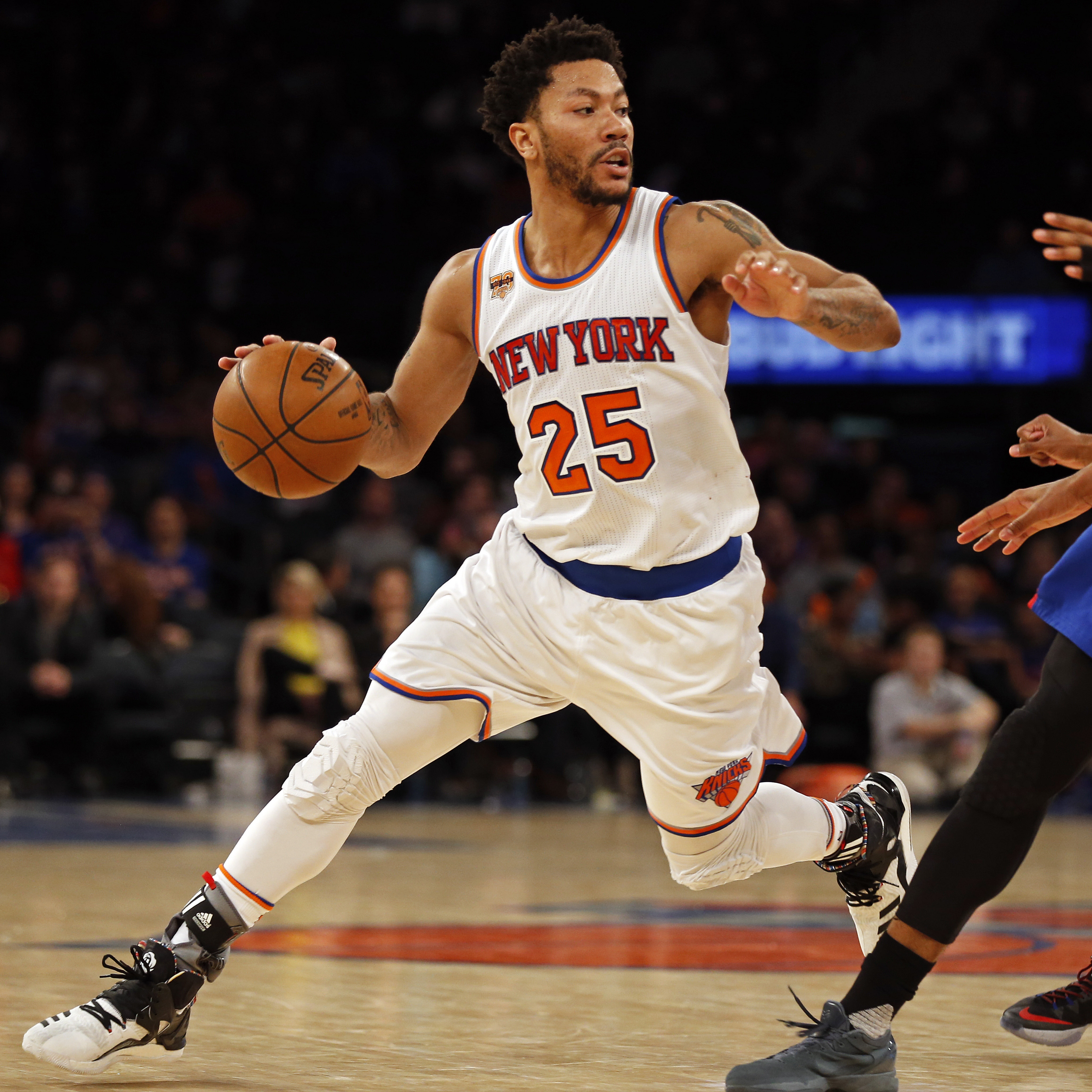 New York Knicks: How Much Is Derrick Rose Worth?
